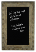 Wood Lyon Chalk Board Model-40699
