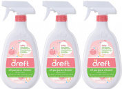 Dreft All Purpose Cleaner, 650ml,