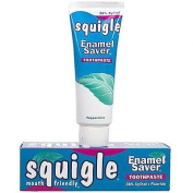 Squigle - Enamel Saver Toothpaste Peppermint, 120ml
