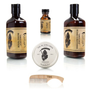 Beard Care Combo - By The Blades Grim