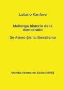 Mallonga Historio de La Demokratio [EPO]