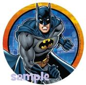 New Batman Edible Cake Topper Image