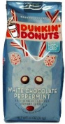 Dunkin' Donuts White Chocolate Peppermint Ground Coffee