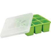 NUK Homemade Baby Food Flexible Freezer Tray and Lid Set, Stores Nine 30ml Portions of Baby Food