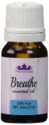 Monarcoa Essential Oil Best Therapeutic Grade, Breathe, 10 ml