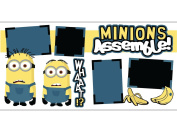"""Minions Assemble"" Scrapbook Kit"