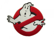 2pcs BABY GHOST Iron On Patch Applique Motif Children Halloween Decal 3.1 x 2.8 inches