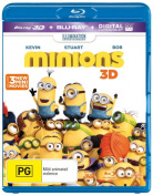 Minions  [Region B] [Blu-ray]
