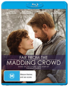 Far from the Madding Crowd [Region B] [Blu-ray]