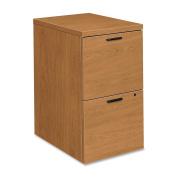 Hon Mobile Pedestal Cabinet, 15-3/4 by 60cm by 70cm , Harvest
