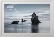 Fotove 20x30 Elegance Picture Photo Frame - White