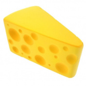 Cheese Stress Toy
