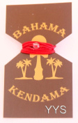 Bahama Kendama Grand Replacement String-Extra Long - Red