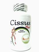 Cissus Plus, 120 Caps,Blend, Cissus Quadrangularis,Turmeric,Ginger, Maca,Boswelia,Uncaria Tormentosa,MSM,chonditrin,hyaluronic Acid,glucosamine