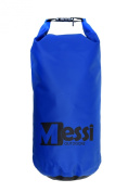 Waterproof Roll Top Dry Bag, Heavy-duty 500d PVC for Superior Protection | Lightweight & Reusable with Adjustable Shoulder Strap, Carabiner & Storage Bag | for Outdoor Activities & Water Sports