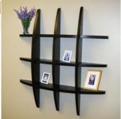 Shelving Solution Cross Display Wall Shelf