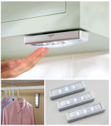 Battery Operated Under Counter Lights - Set Of 3