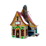 Department 56 North Pole Popcorn & Cranberry House