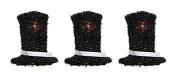 Sienna H26fvv11 New Years Eve Black Top Hat Light Set, 60cm