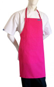 Adult 4x Apron, in Hot Pink Adjustable, Ultra Lite, Comfortable, Wont Fade