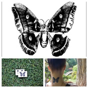 Butterfly - temporary tattoos
