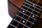 Aquila Coloured Soprano Ukulele string by Aurora - Orange