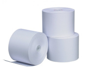 PM Company Perfection POS Black Image Thermal Rolls, 7.9cm x 36m, White, 50 per Carton