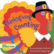 Thanksgiving Counting [Board book]