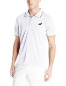 ASICS Men's Club Short Sleeve Polo