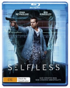 Self/less (Blu-ray/UV) [Region B] [Blu-ray]