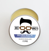 Mo Bro's - Beard Balm 15ml Tin Made in England - 6 Different Scents