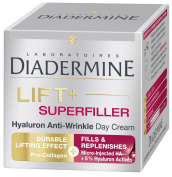 Diadermine Lift Plus Super Filler Anti Wrinkle/Age Day Cream 50 ml
