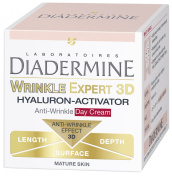 Diadermine 3D Wrinkle Expert/Anti Wrinkle Day Cream with Hyaluron Activator 50 ml