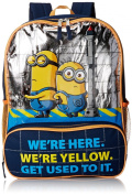 Despicable Me Boys Despicable Me Backpack We Are Yellow, Multi, One Size