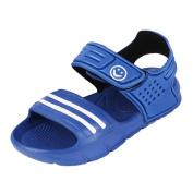 Dinielephant Blue Summer Children Sandals Slip-resistant Wear-resistant Small Boy Casual Sandals Girls Boys Shoes Child Summer Sandals long17CM