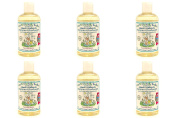 (6 PACK) - Earth/F Soothing Chamomile Shampoo & Body Wash   250ml   6 PACK - SUPER SAVER - SAVE MONEY