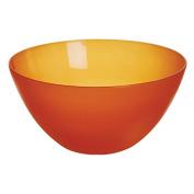 Excelsa Rainbow Salad Bowl 21.0 cm Orange