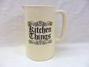 Kitchen Things 1 pint jug