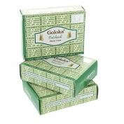 Goloka Patchouli Dhoop Cones - Bundle of 3 Packs