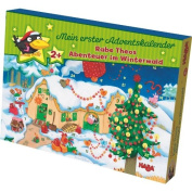 Haba 7459 My first Advent calendar - Raven Theos Adventure in the Winter forest