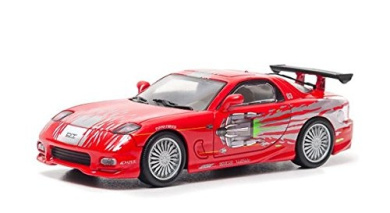 Greenlight - The Fast & the Furious (2001) - Dom's 1993 Mazda RX-7 - 86204