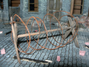 1/35 Scale Simulated Barbed wire - 2 metre pack