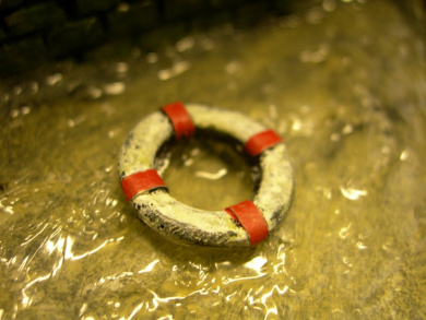 1/35 Scale - resin Life belt (3 pack)