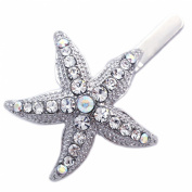 Starfish Wedding Flower Girl Bridesmaid Magnet Hair Clip Pin