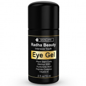 Radha Eye Cream for Dark Circles, Puffiness, Bags & Wrinkles - 15ml