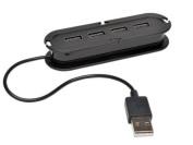 4-Port USB 2.0 Hi-Speed Ultra-Mini Hub