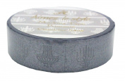 Aimez Le Style Primaute Collection Silver Chandelier Masking Deco Tape Standard