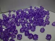 Acrylic ICE Diamond CUBE Table or Vase Decoration