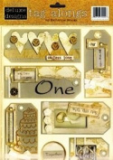 Deluxe Designs Tag Alongs * Wedding*