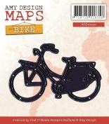 Find It Trading Bike Amy Design Map Die